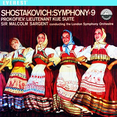 Shostakovich: Symphony No. 9 & Lieutenant Kijé Suite de London Symphony Orchestra