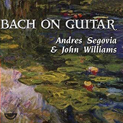 Bach On Guitar de Andres Segovia