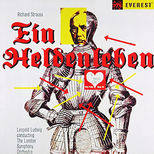 Richard Strauss: Ein Heldenleben (A Hero's Life), Op. 40 de London Symphony Orchestra