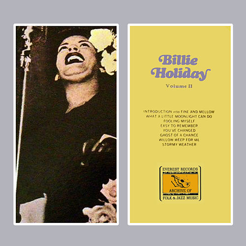 Billie Holiday Volume II von Billie Holiday