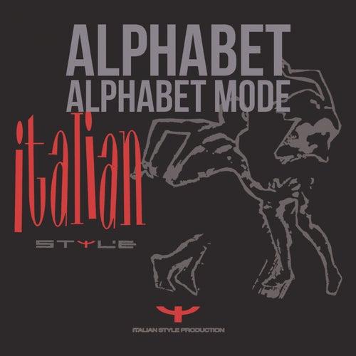 Alphabet Mode von Alphabet