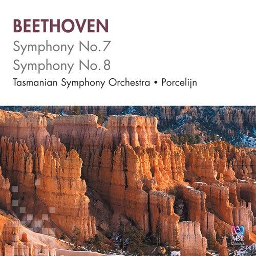Beethoven: Symphonies Nos 7 & 8 de Tasmanian Symphony Orchestra