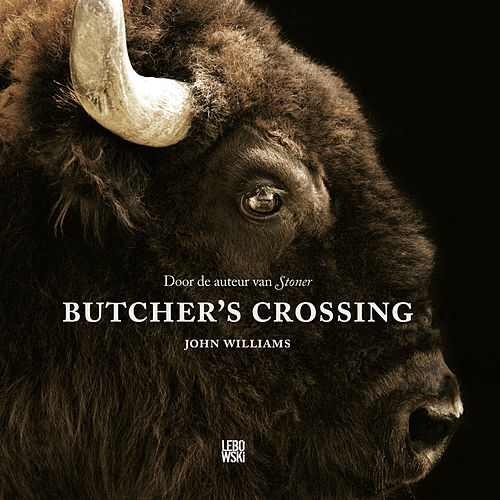 Butcher's Crossing (Onverkort) de John Williams