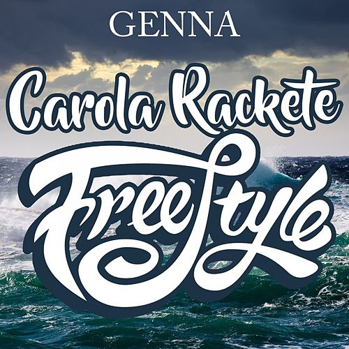 Carola Rackete freestyle de Genna