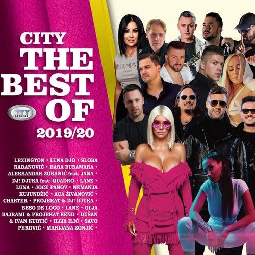 City the best of 2019 / 2020 de Lexington, Aleksandar Zoranić, DJ Djuka, Luna, Joce Panov, Nemanja Kujundžić, Aca Zivanovic, Charter, Projekat, Beso de Loco, Olja Bajrami, Dušan Kurtić, Ilija Ilić, Savo Perović, Marijana Zonjić
