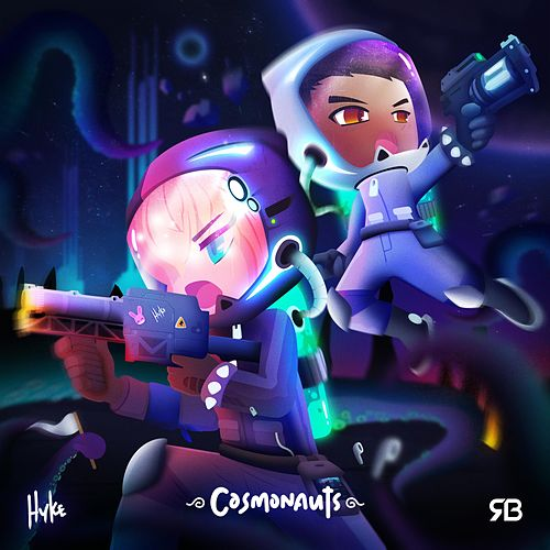 Cosmonauts by Rameses B