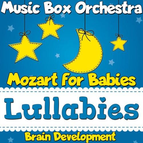 Mozart for Babies: Lullabies (Brain Development) de The Musicbox Orchestra