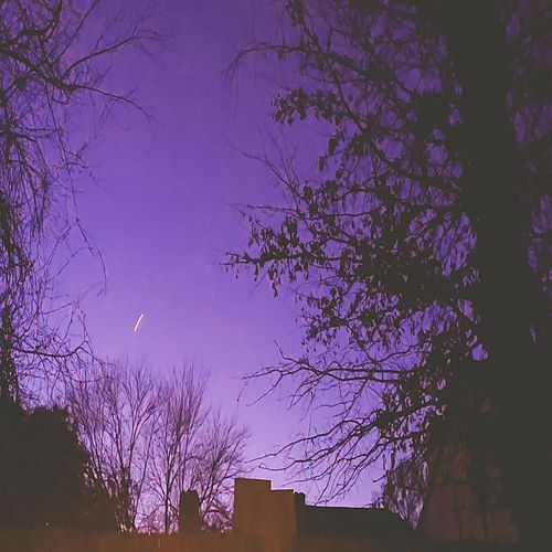 Purple Skies by Big Grime