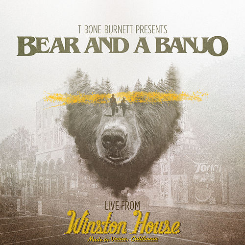 LIVE From Winston House de Bear and a Banjo