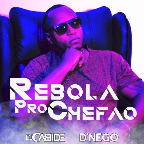 Rebola pro Chefão de DJ Cabide