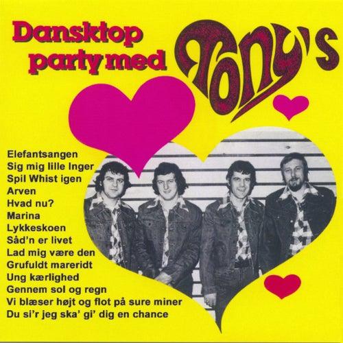 Dansktop party med Tony's de Los Tony's