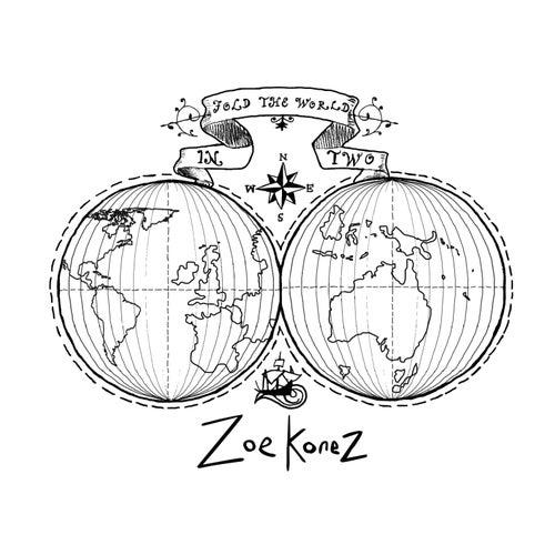 Fold the World in Two by Zoe Konez
