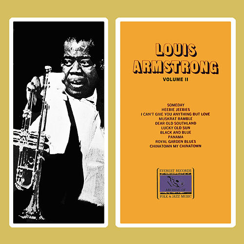 Louis Armstrong, Vol.2 by Louis Armstrong