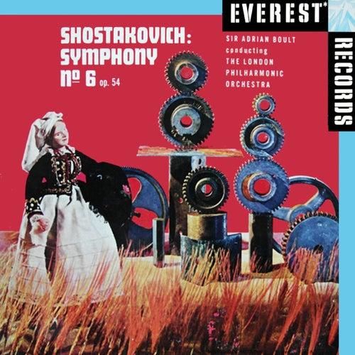 Shostakovich: Symphony No. 6, Op. 54 by London Philharmonic Orchestra