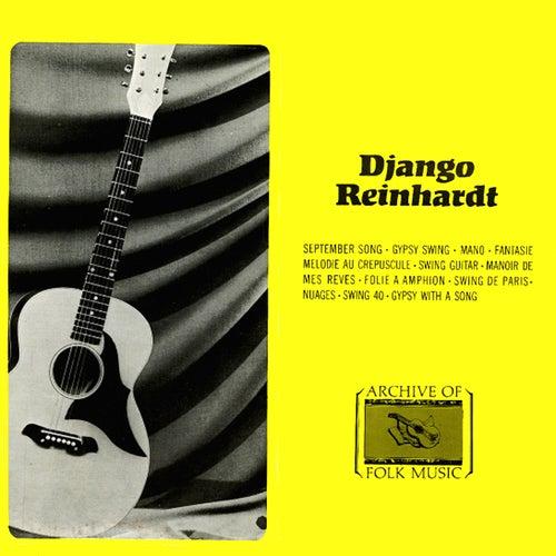 Django Reinhardt Memorial, Vol.1 by Django Reinhardt