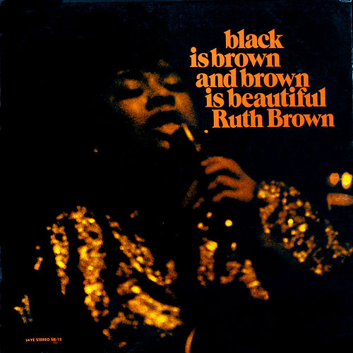 Black is Brown and Brown is Beautiful by Ruth Brown