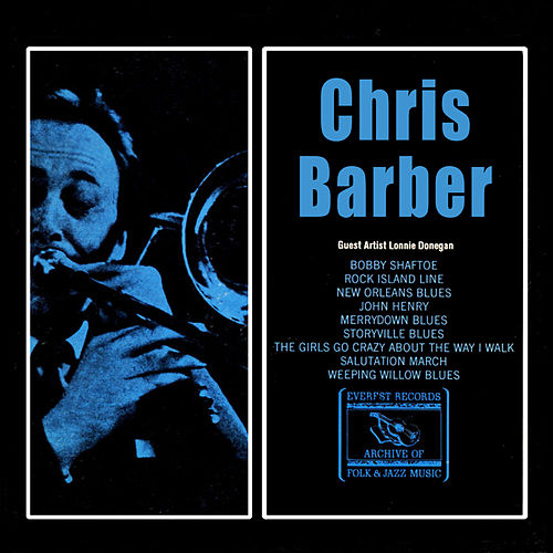 Chris Barber di Chris Barber