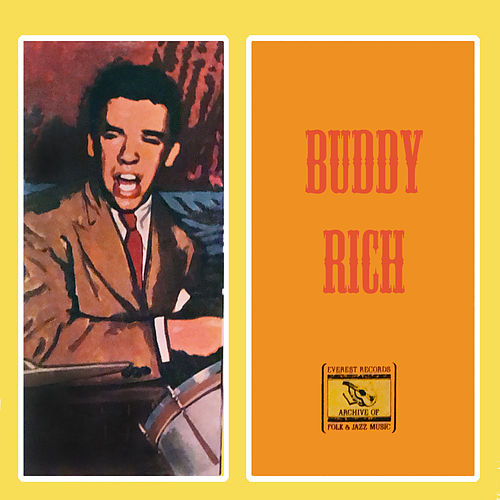 Buddy Rich by Buddy Rich