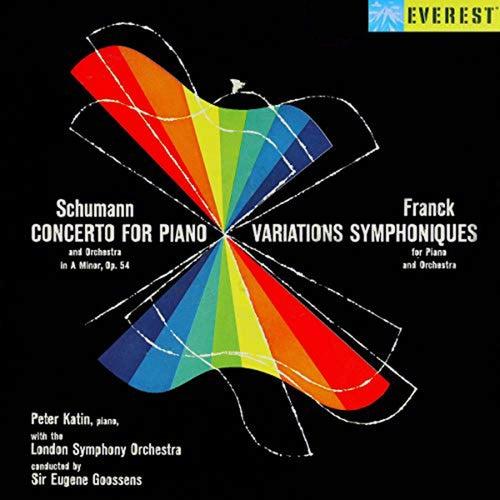 Schumann: Piano Concerto - Franck: Variations Symphoniques by London Symphony Orchestra