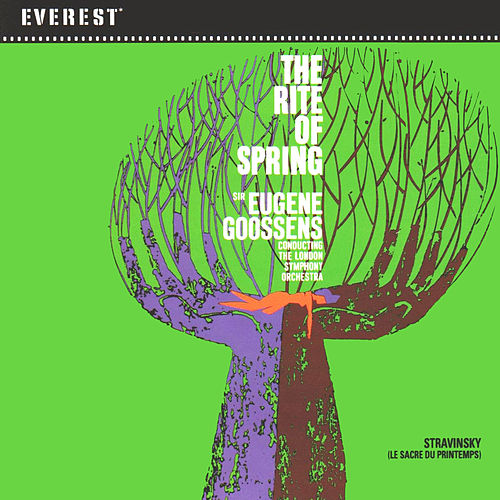 Stravinsky: The Rite of Spring de London Symphony Orchestra