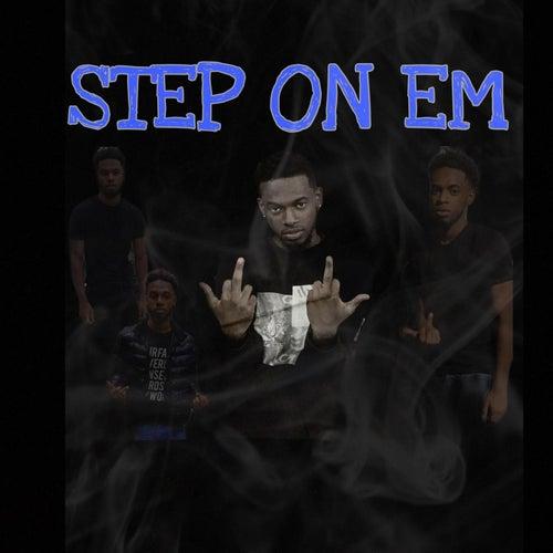 Step On Em by Cashymac