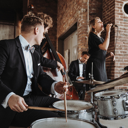 Time For Jazz de milestones Jazzband