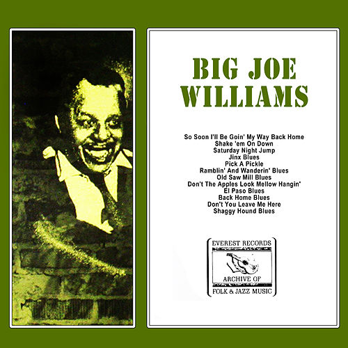 Big Joe Williams de Big Joe Williams