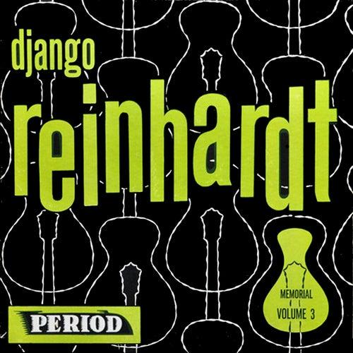 Django Reinhardt Memorial Vol.3 by Django Reinhardt