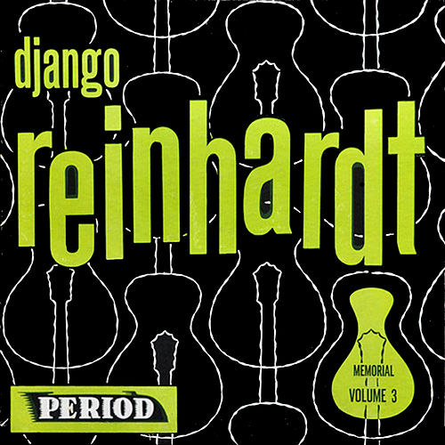Django Reinhardt Memorial Vol.3 de Django Reinhardt