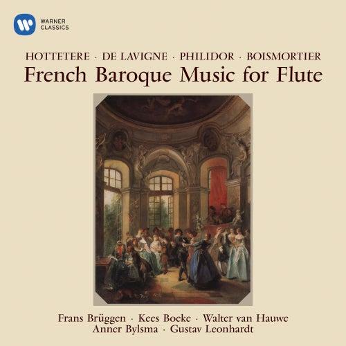 French Baroque Music for Flute by Hottetere, Philidor & Boismortier de Frans Brüggen