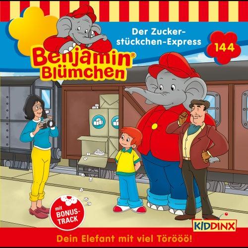 Folge 144: Der Zuckerstückchen-Express von Benjamin Blümchen