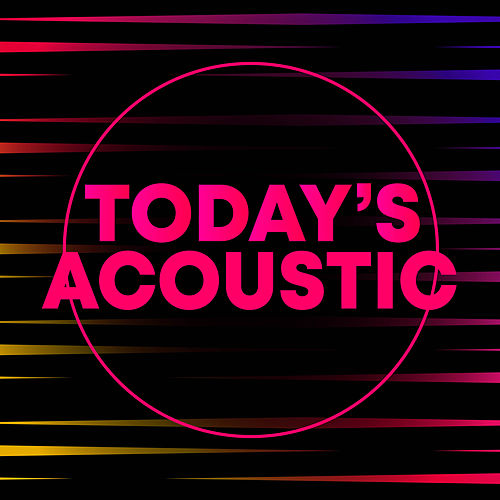 Today's Acoustic van Various Artists