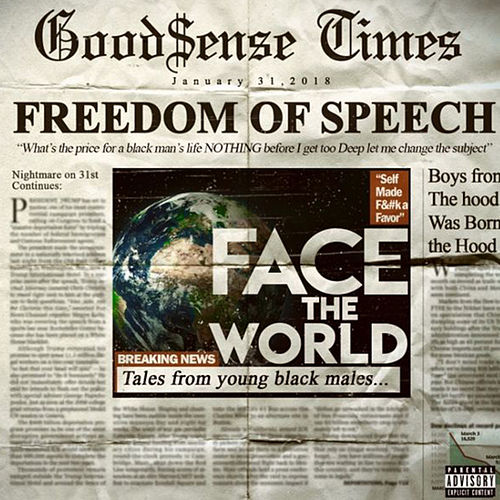 Face The World by Young Roddy