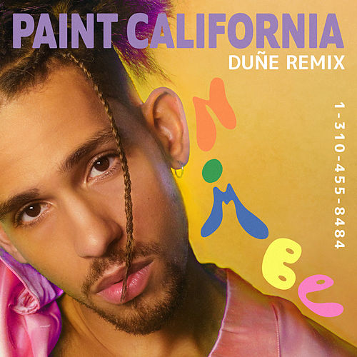 Paint California by NoMBe