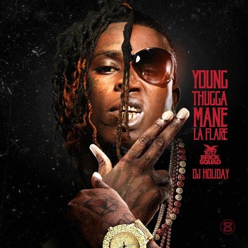 Young Thugga Mane La Flare de Gucci Mane
