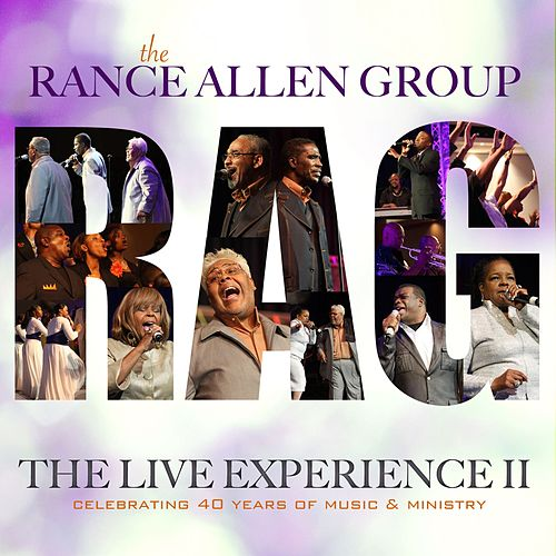 The Live Experience II von Rance Allen Group