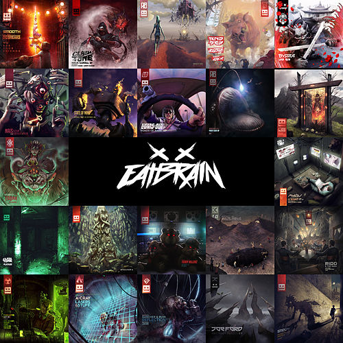 Eatbrain: 2019 (Compilation) de Joe Ford
