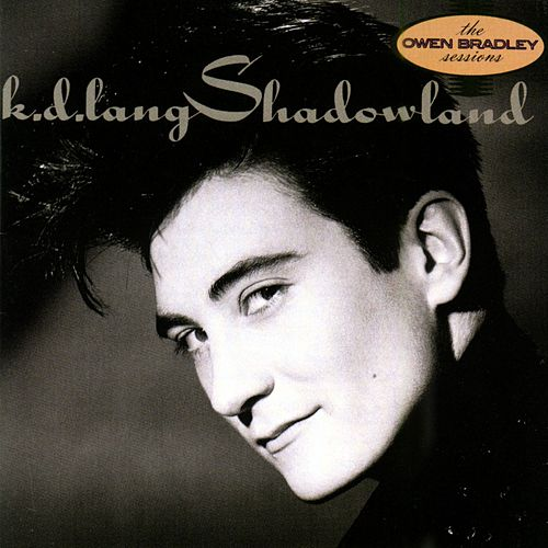 Shadowland von k.d. lang