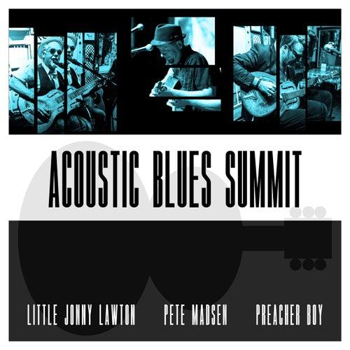 Acoustic Blues Summit de Pete Madsen Little Jonny Lawton