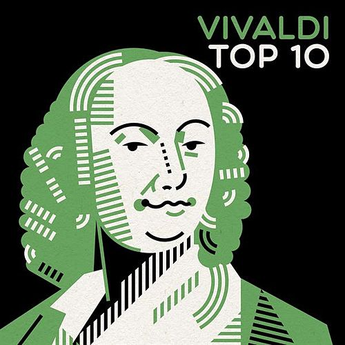 Vivaldi Top 10 von Various Artists