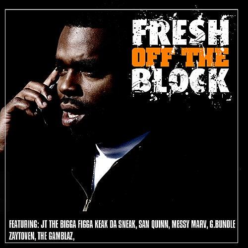 Fresh Off The Block de Various Artists