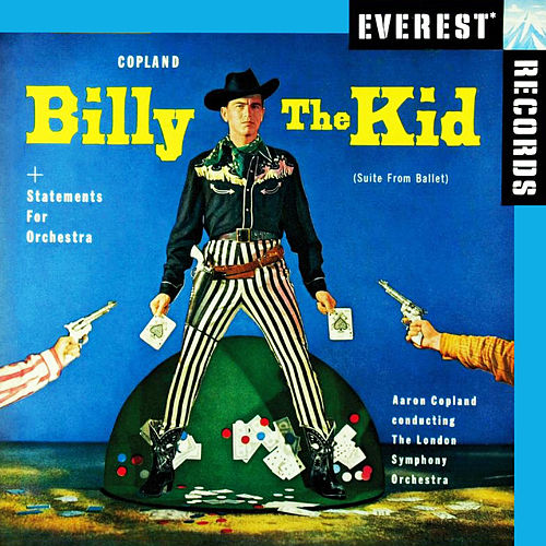 Billy The Kid - Ballet Suite / Statements For Orchestra de London Symphony Orchestra