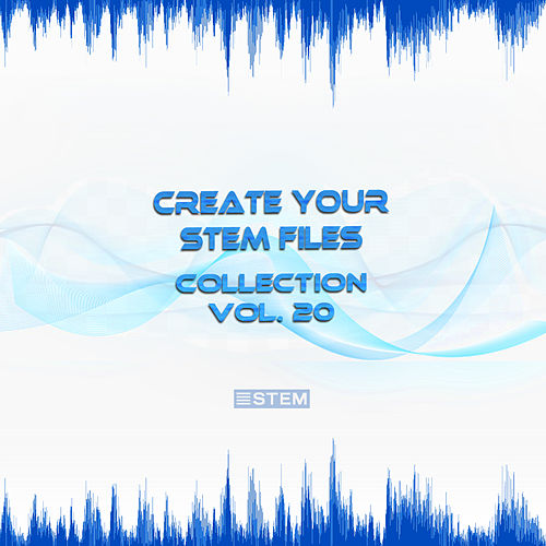 Create Your Stem Files Collection, Vol. 20 (Instrumental Versions And Tracks With Separate Sounds) de Express Groove