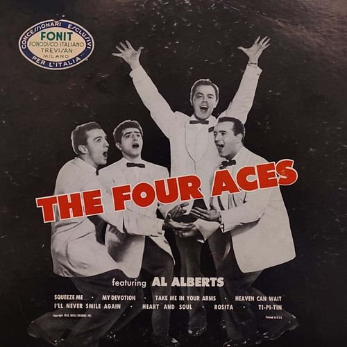 The Four Aces (1955) by Four Aces