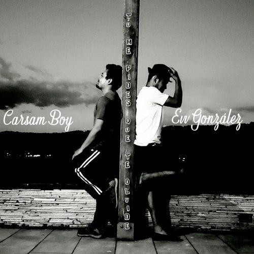 Tú me pides que te olvide de Carsam Boy