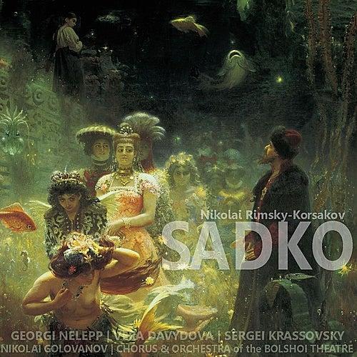 Rimsky-Korsakov: Sadko by Georgi Nelepp