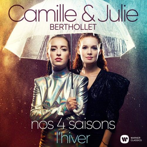 Nos 4 Saisons - Vivaldi: Les Quatre Saisons, Concerto pour violon en fa mineur, Op. 8 No. 4, RV 297 'L'Hiver': I. Allegro non molto by Camille Berthollet