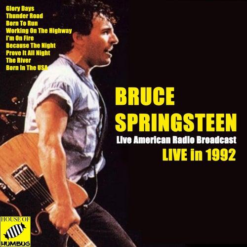 Bruce Springsteen Live 1992 (Live) von Bruce Springsteen