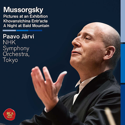 Mussorgsky: Pictures at an Exhibition & A Night at Bald Mountain by Paavo Jarvi