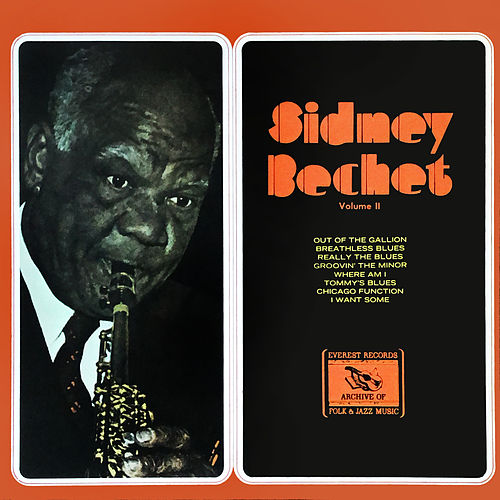 Volume II by Sidney Bechet